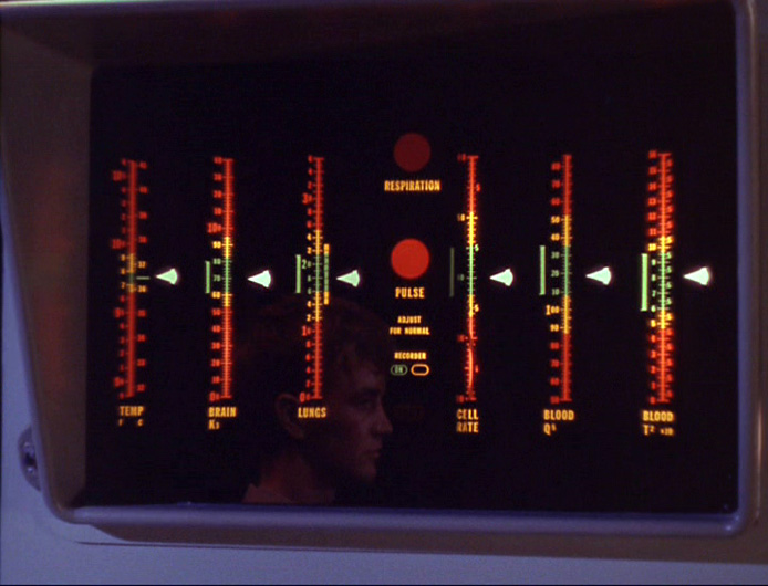 star trek medical scan