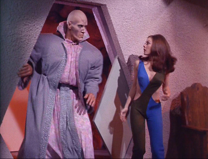 "Image result for star trek ""what are little girls made of"