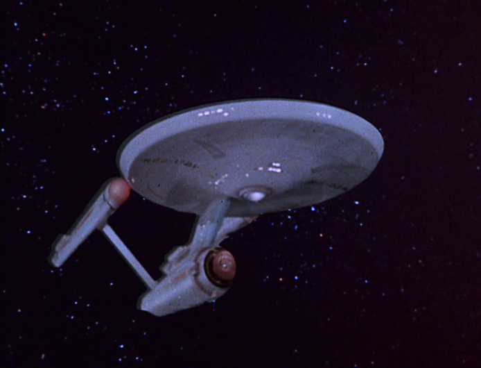 The TOS Bird of Prey - Birth of the Federation
