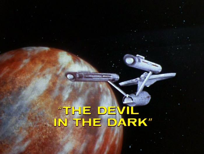 1x25 - The Devil in the Dark - TrekCore Star Trek Original Series ...: tos.trekcore.com/gallery/thumbnails.php?album=51