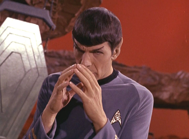 2x01 - Amok Time - TrekCore 'Star Trek: TOS' Screencap