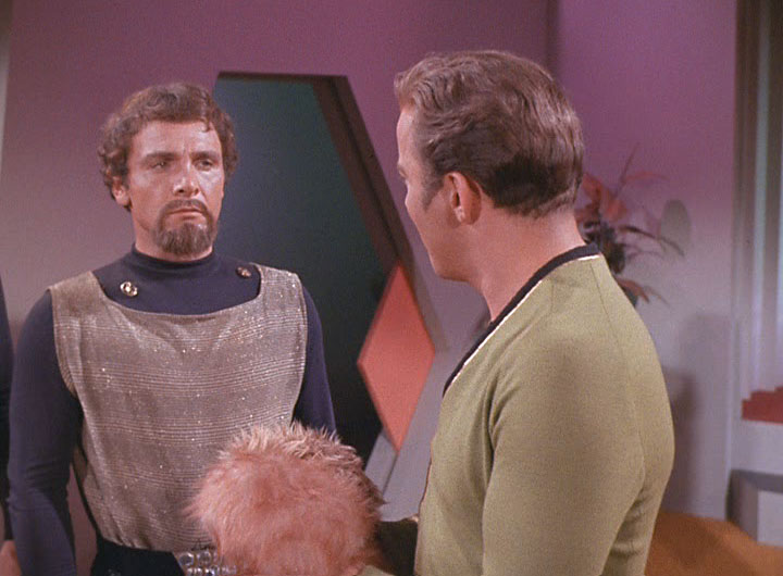 trouble with tribbles star trek