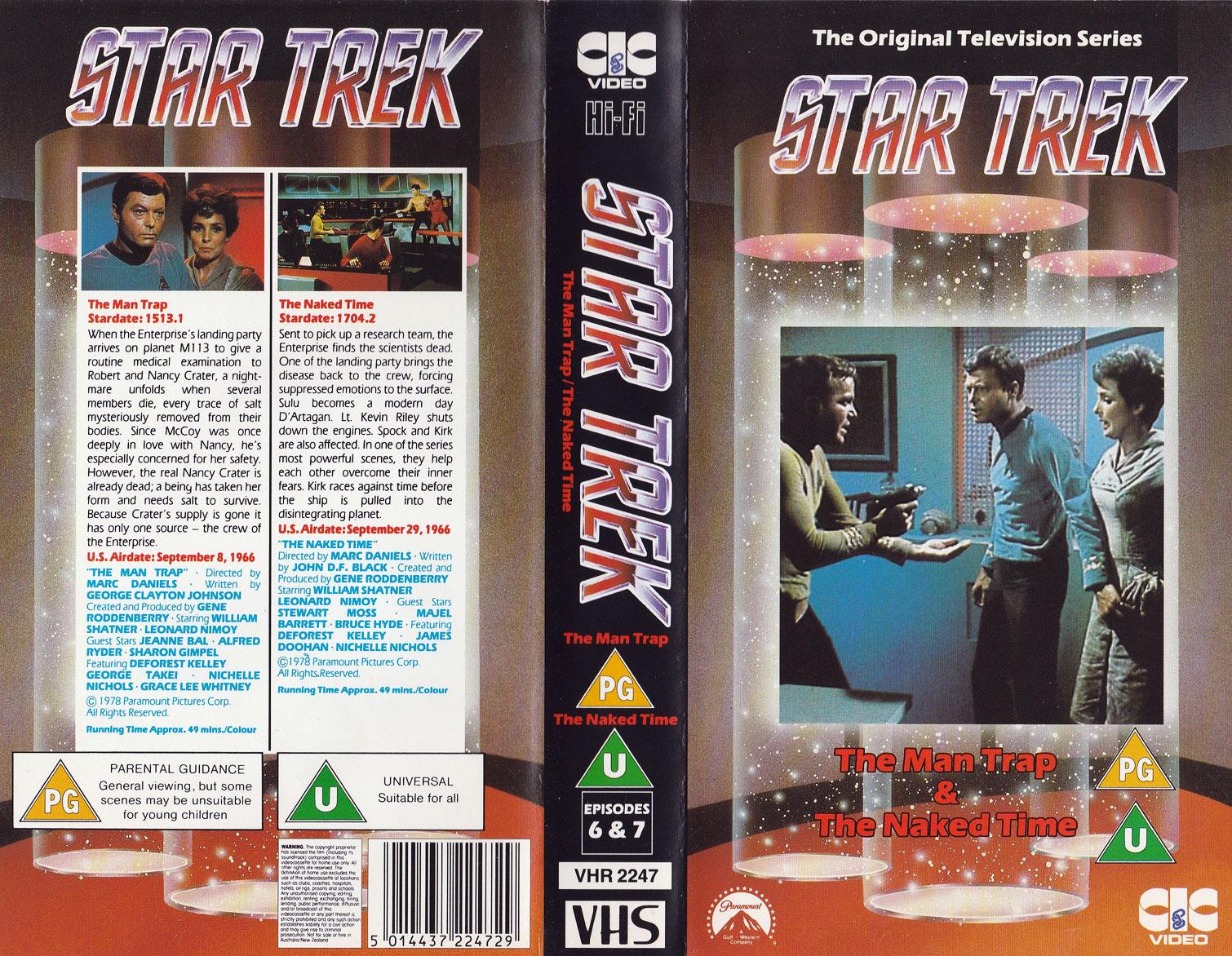 Star trek dating service