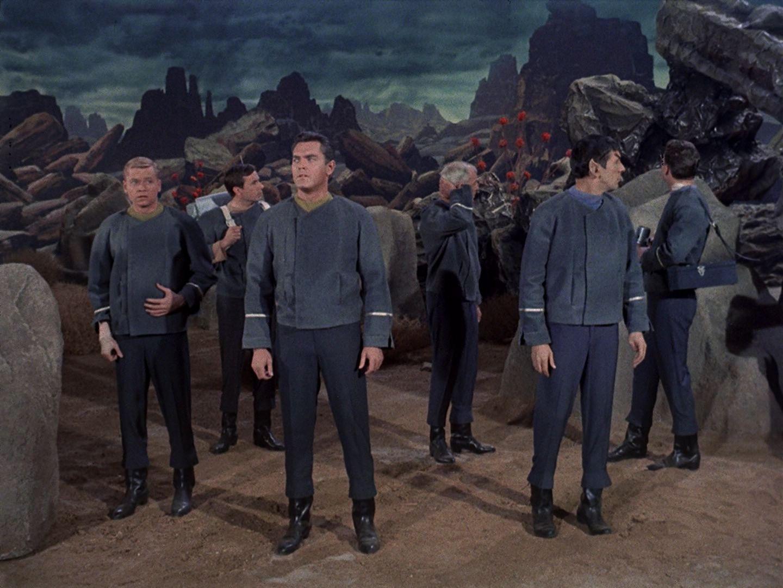 Star Trek Talos 4